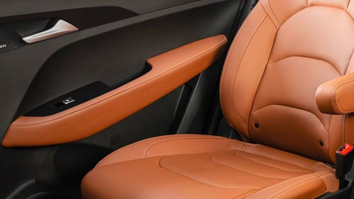 MG Hector Plus Seven Seater Interior