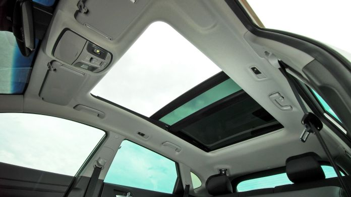 types of sunroofs in india