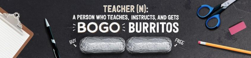 chipotle teacher-appreciation-day