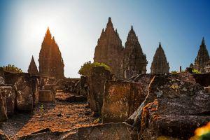 Candi Prambanan Candi Hindu Termegah Di Indonesia