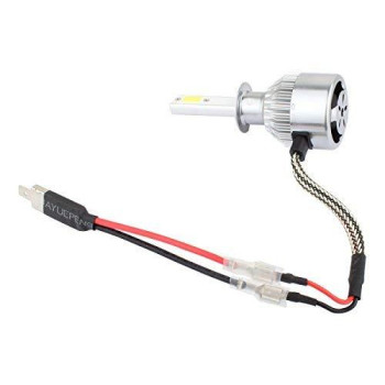 Buy Tomall H1 Led Headlight Replacement Male Plug Single