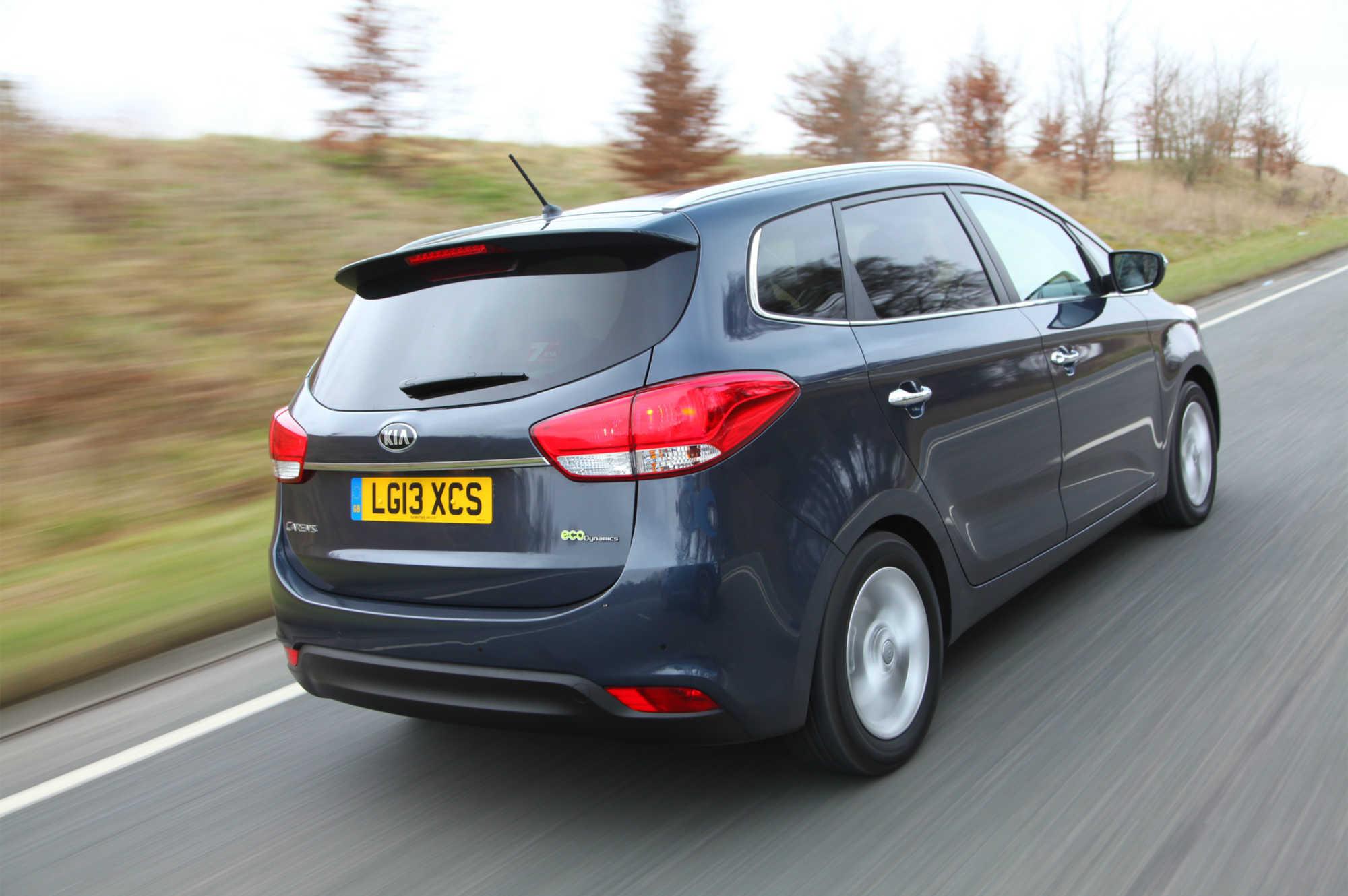 Kia Carens MPV review - Car Keys