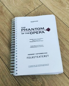 THE PHANTOM OF THE OPERA | OFFICIAL REHEARSALS