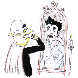 Inktober Day 30: Nosferatu