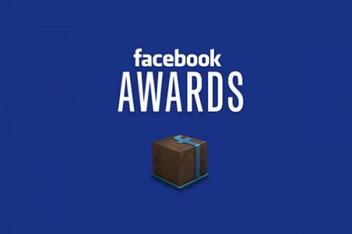 Facebook-Award