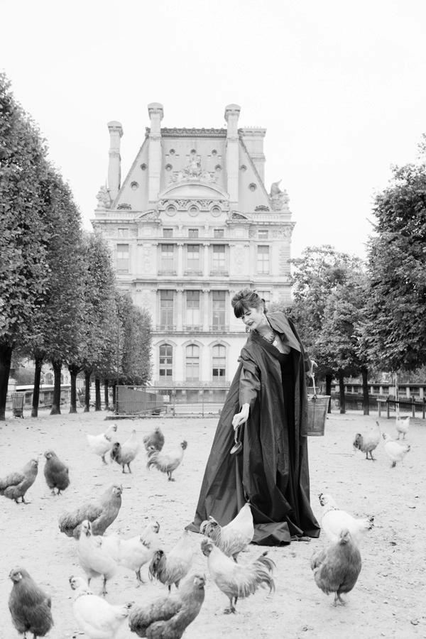 Carla Coulson La Contessa Portrait  Shoot