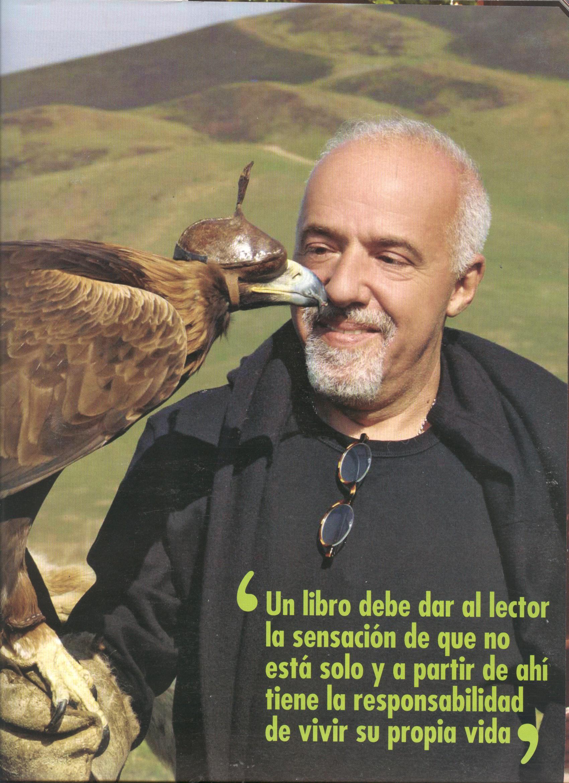 Entrevista a Paulo Coelho  Carla Estrada