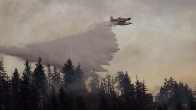 Wildfire season in the Okanagan
