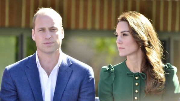 Duke and Duchess of Cambridge visited Kelowna, BC, 2016