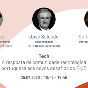 Conferência Educação #tech4COVID19