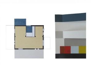 kleurenplan woning