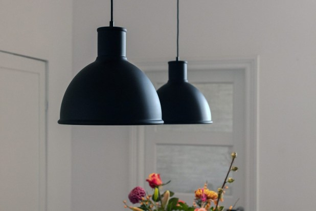 eetkamer lampen