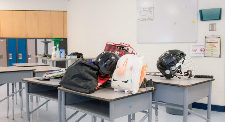 Lost items, waiting in limbo Documentary Photo Essay