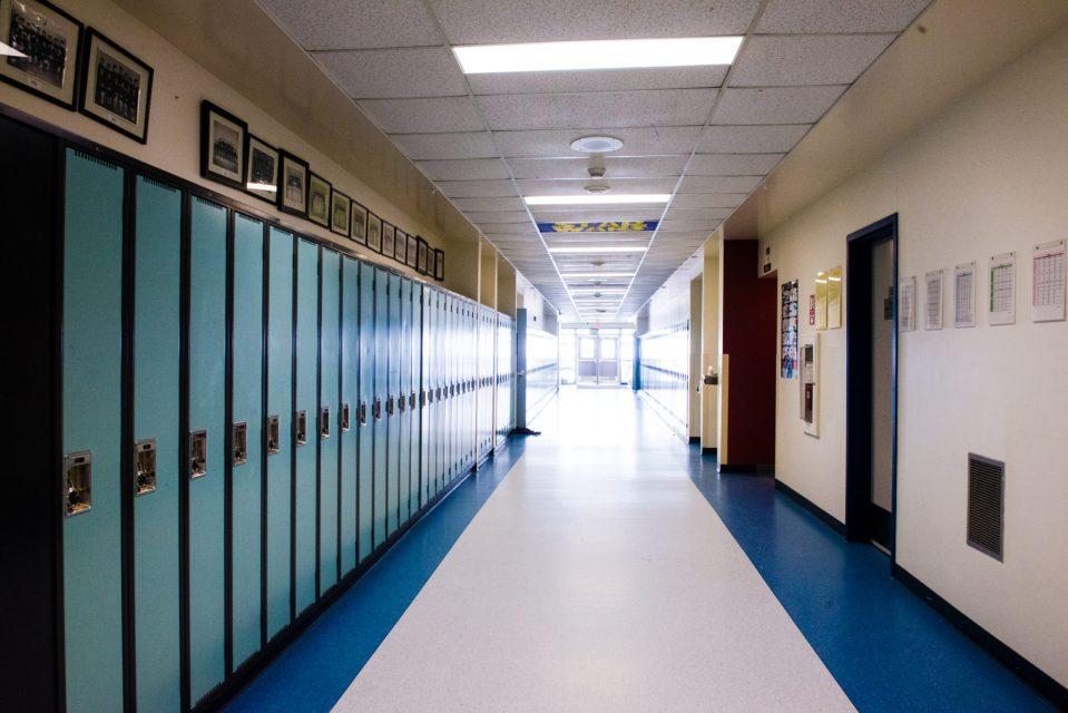 The quiet hallways Documentary Photo Essay