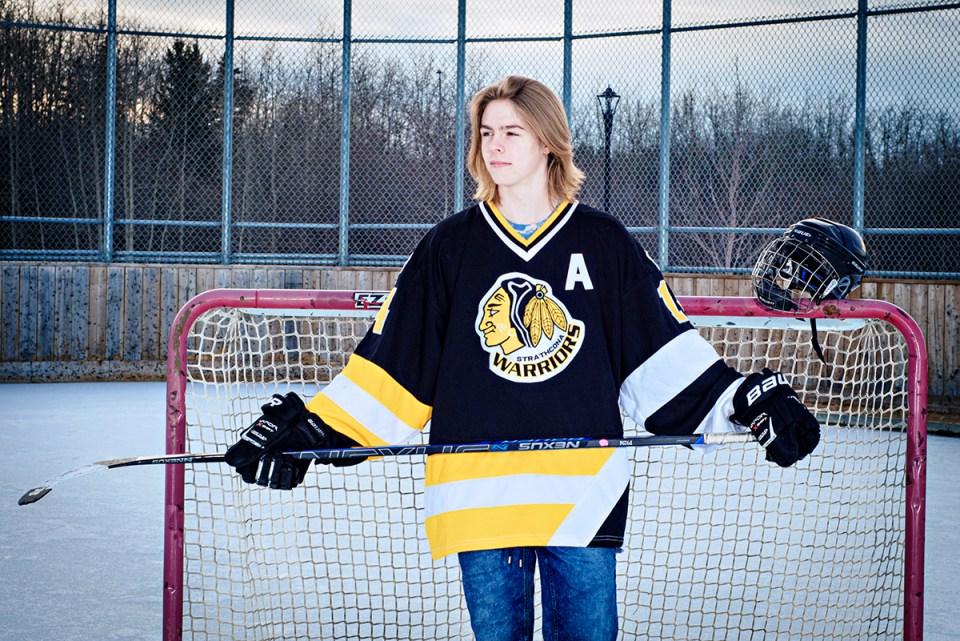 Strathcona Warriors Hockey Photo