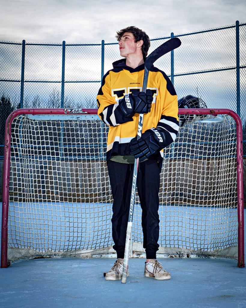 Strathcona Warriors Outdoor hockey photos