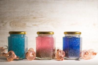 Glitter jars by Carla Louise   carlalouise.com