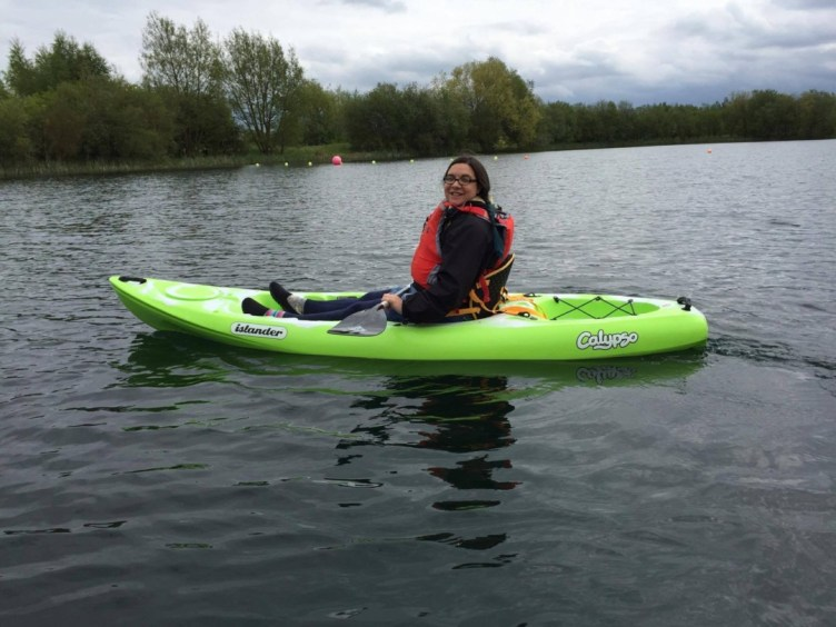 Finding Home - kayaking in the Cotswolds   carlalouise.com