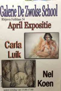 Expositie Carla Luik