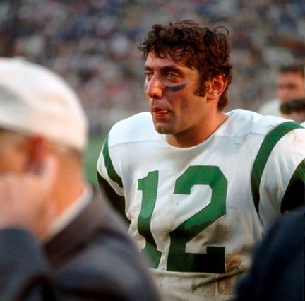 Joe Namath The Happy Hipster Who Made The Superbowl