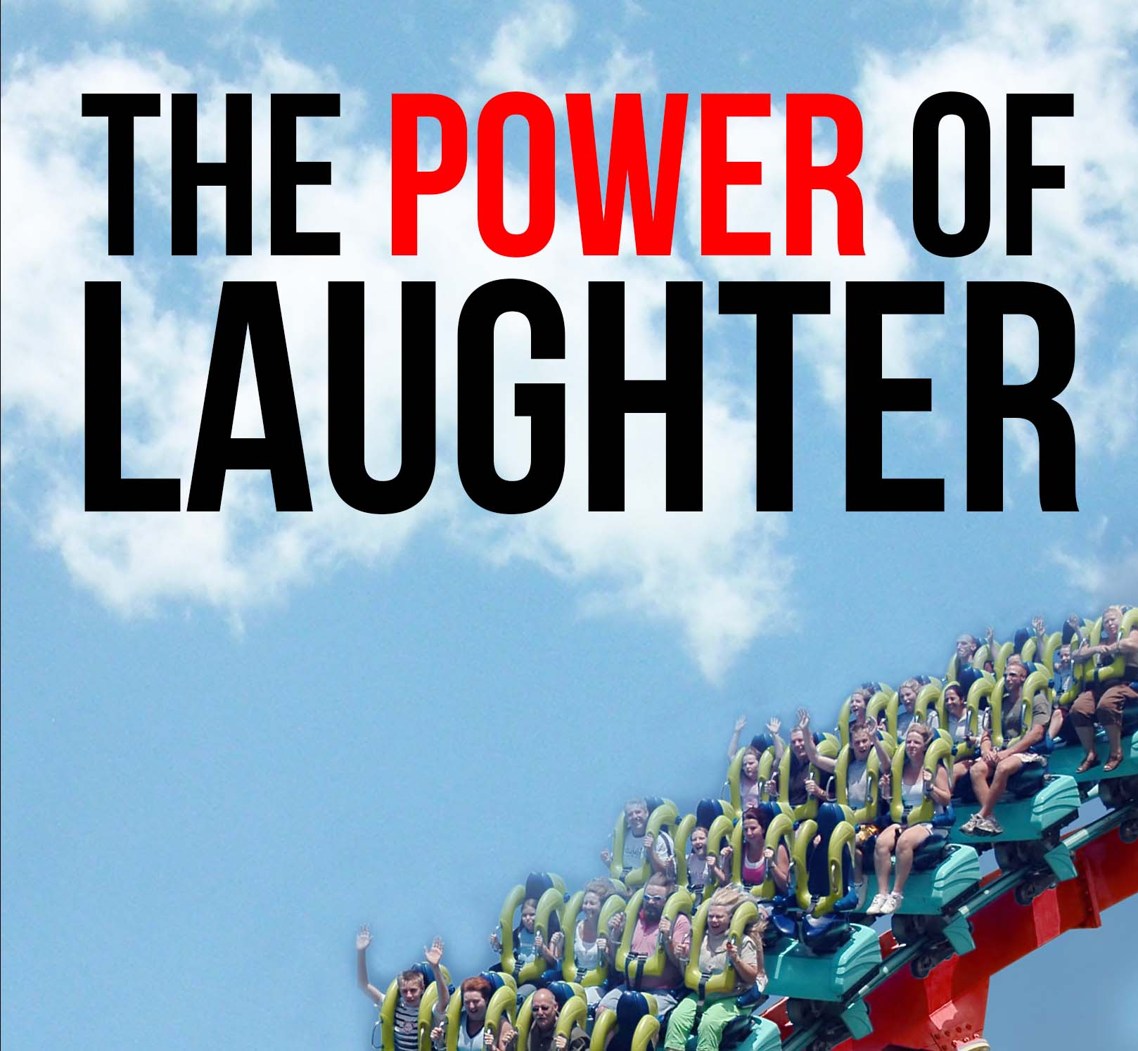 Carla Rieger Square Power Of Laughter Book Cover