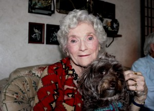 Aunt Violet & Hope
