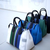 It bags: GUM by Gianni Chiarini.