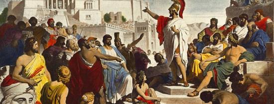 Les galériens athéniens et la naissance de la démocratie