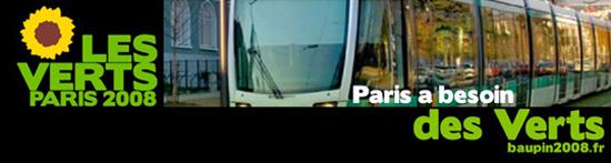 Municipales Paris 2008 : Mises en perspective