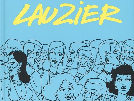 Le parcours de Gérald Lauzier fut d'une originalité exemplaire. Car, oui, il fut bien plus qu'un artiste polyvalent, mais bien aussi un intellectuel accompli.