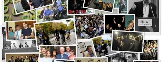 Les photos de la campagne de Projet Montréal, enfin disponible