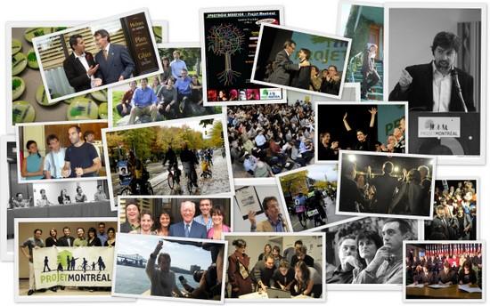 Campagne électorale de Projet Montréal en 2009
