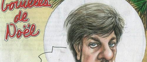 La naissance de Luc Ferrandez dans le monde des caricatures