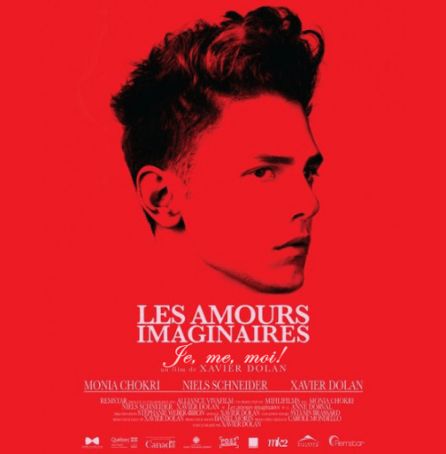 poster Les amours imaginaires