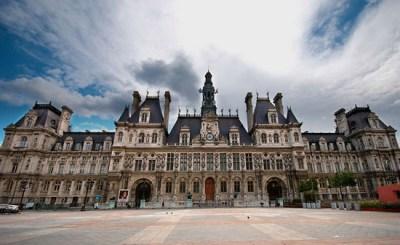 Jour 4/première semaine : Infiltration verte à l'Hôtel de Ville de Paris