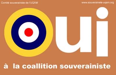 OUI à la coalition souverainiste