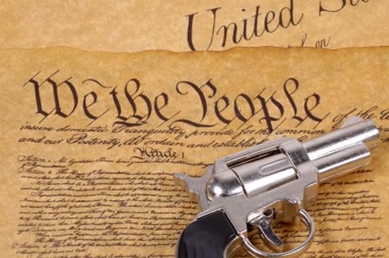 deuxième amendement de la constitution américaine