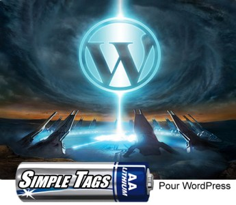 Simple Tags pour WordPress… simplement génial