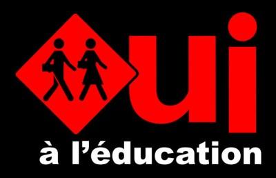 OUI à l'éducation