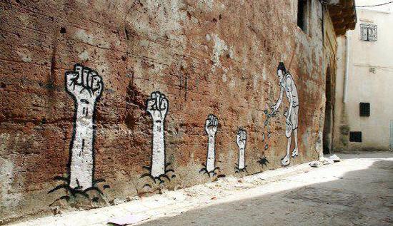 Le printemps arabe fait des petits
