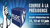Je vote pour Mario Bellavance à la présidence du Bloc québécois
