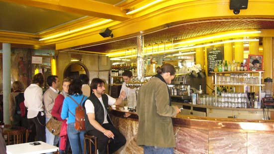 Café des Deux Moulins