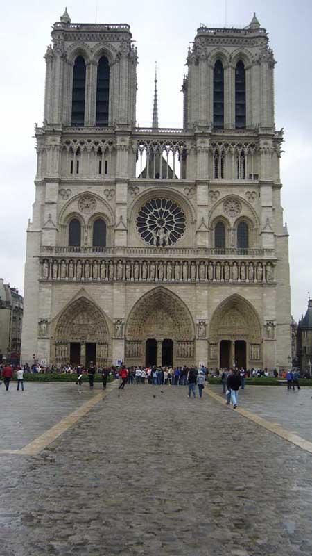 Basilique Notre-Dame de Paris