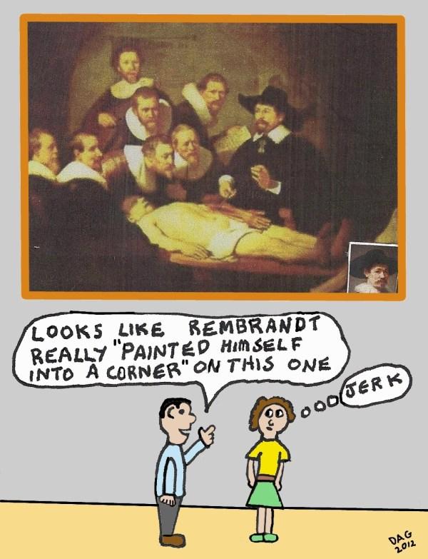 Art Appreciation Cartoons