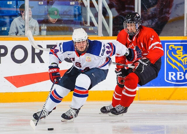 USA Hockey Could Star in 2015 NHL Draft