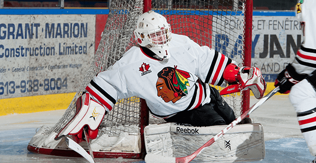 Hockey East – Goaltender Commits