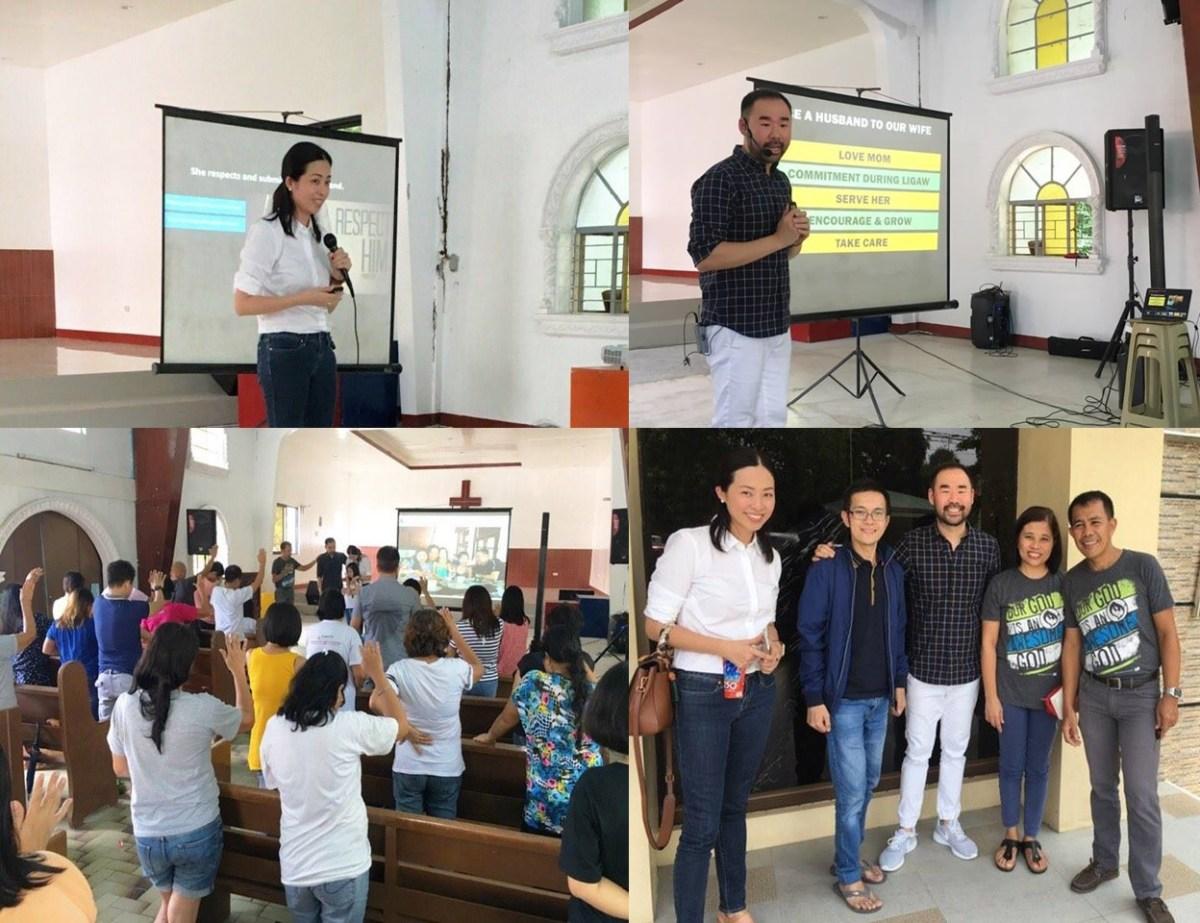 Property Guru Carl Dy Jenny Dy Spectrum Philippines Property Bulacan Parenting Seminar 2