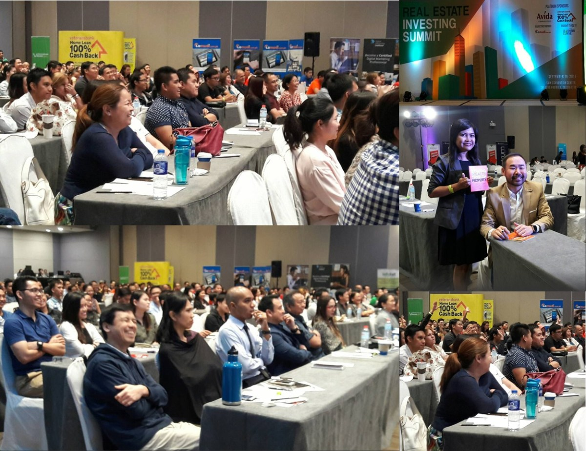 4th Real Estate Investing Summit 2017 Property Guru Carl Dy Spectrum Philippines Property - 3