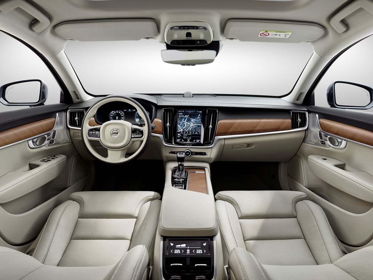 hight resolution of 2018 volvo s90 sedan full