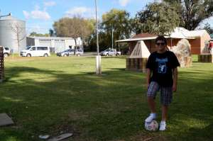 Soccer at the Park